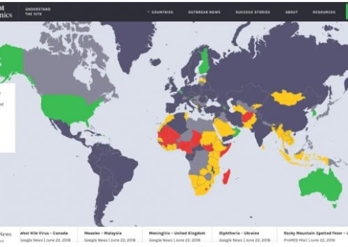 How prepared is the world for the next epidemic? This tool shows most countries are not