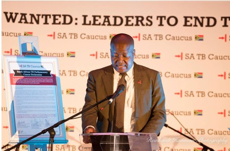 South Africa National Tuberculosis Caucus launch
