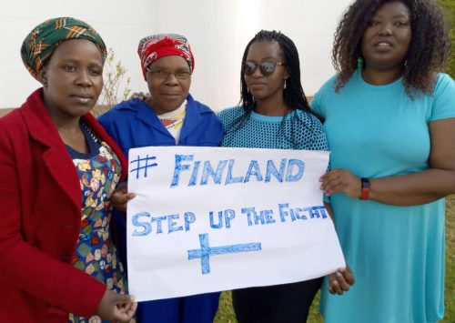 GFAN Africa Day of Action – FINLAND