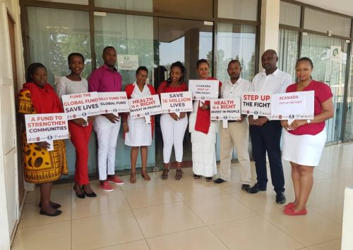 GFAN Africa – Global Fund Day of Action for Canada