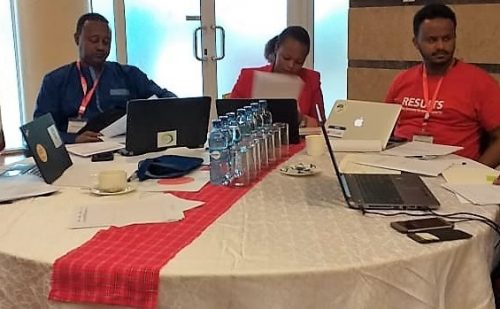 Civil Society Equipped with Health Financing Literacy Skills