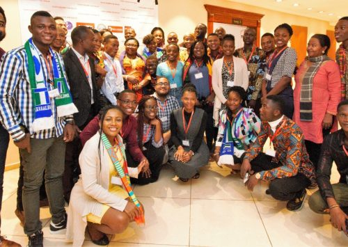 Youth Leaders for Health Program (YL4H) Advocacy Training in Ethiopia