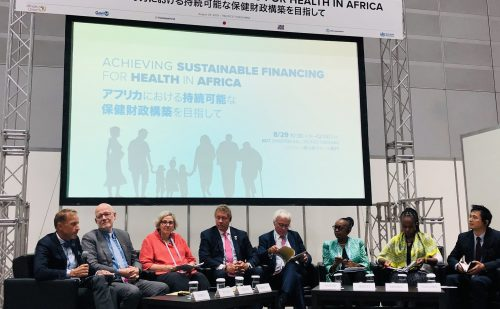 TICAD VII: African leaders commit to reducing childhood stunting and all forms of malnutrition