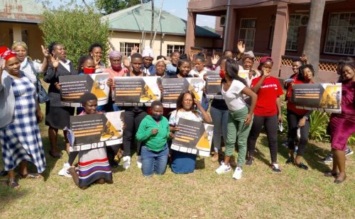 Young Women and Girls Urge for Comprehensive Healthcare Services Amid COVID-19